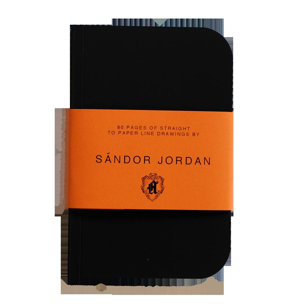 Sándor Jordan Sketchbook
